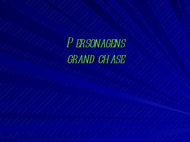 Personagens grand chase