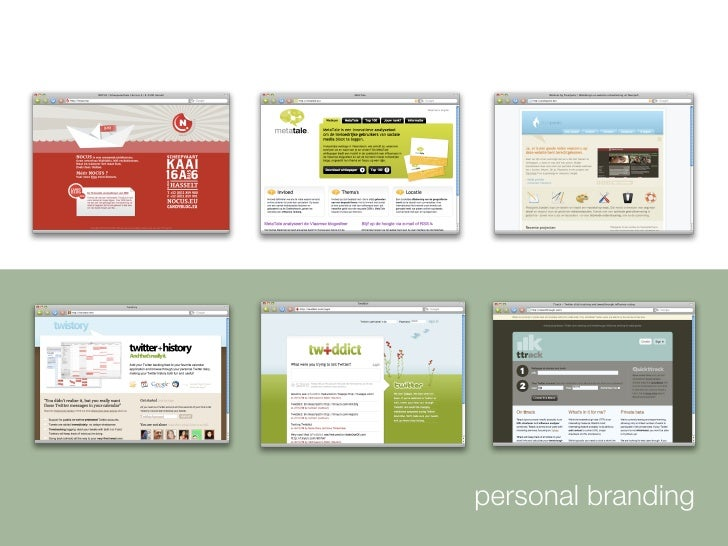 Personal Branding (09) Slide 3