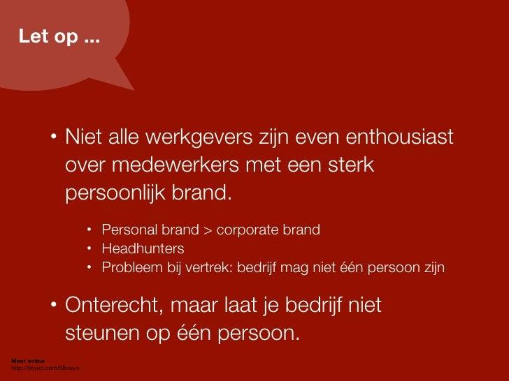 Personal Branding (09) Slide 32