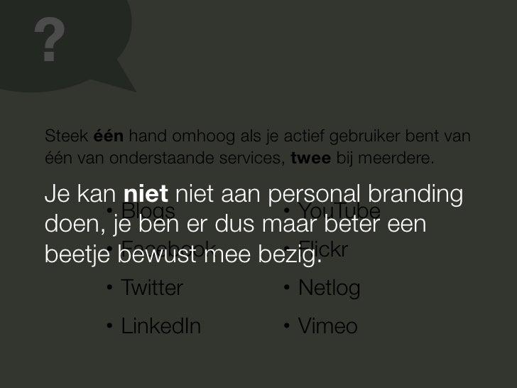 Personal Branding (09) Slide 7