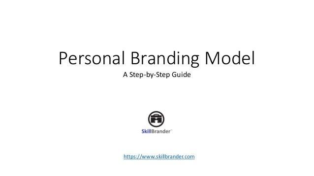 PersonalBrandingModel AStep-by-StepGuide https://www.skillbrander.com