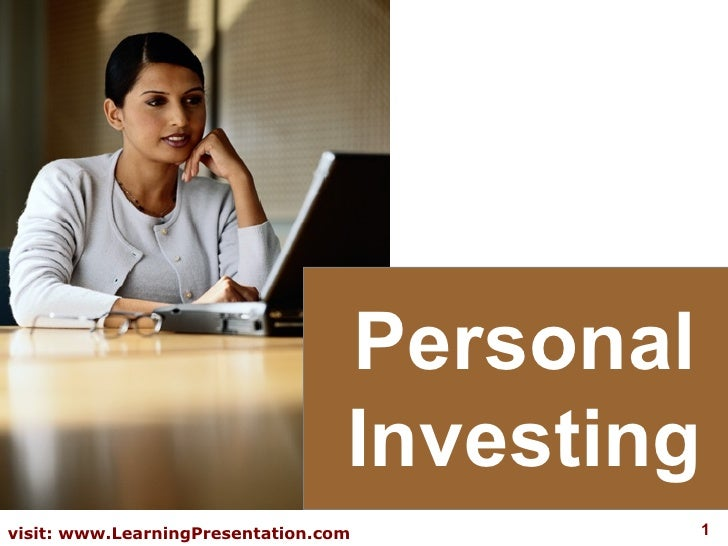 Personal Investing