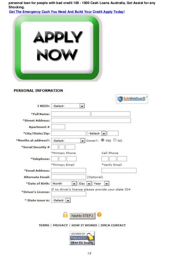Lifeline advance loan picture 10