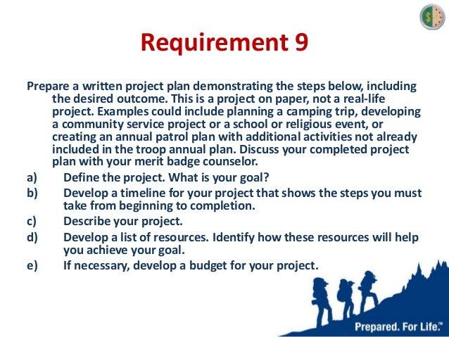 Personal Management Merit Badge Presentation – Personal Management Merit Badge Answers for Worksheet