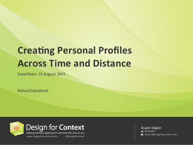 www.designforcontext.com   @design4context   Duane  Degler     @ddegler     duane@designforcontext.com   C...