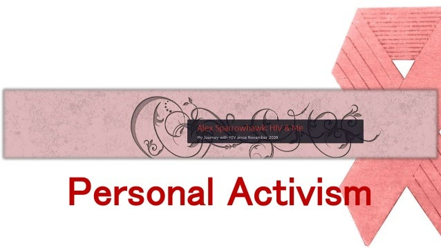 Personal Activism