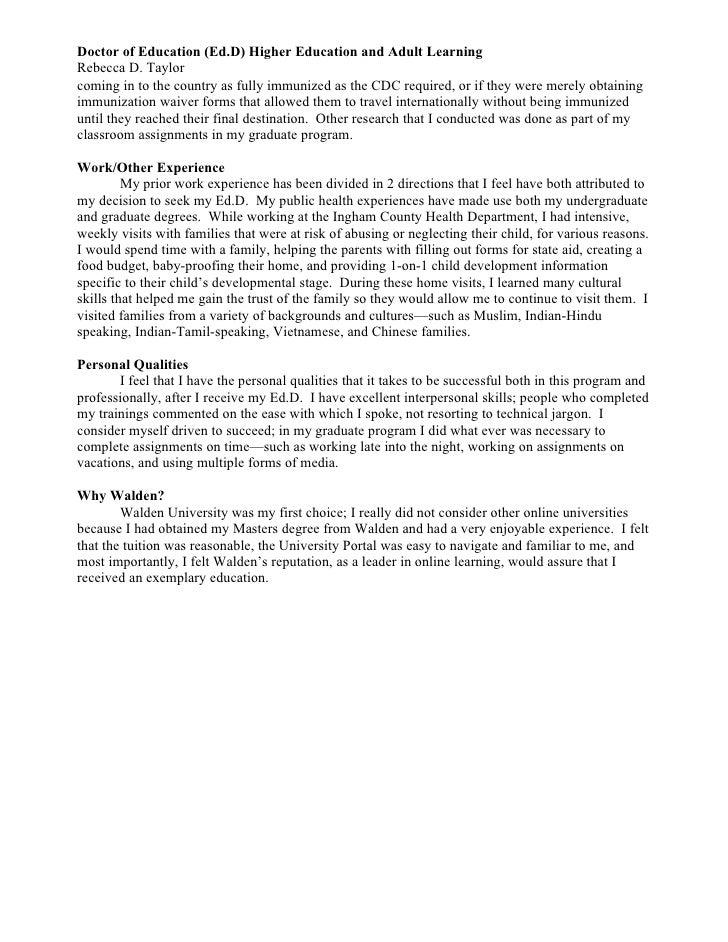 Good SlideShare Inside Career Goal Statement Examples