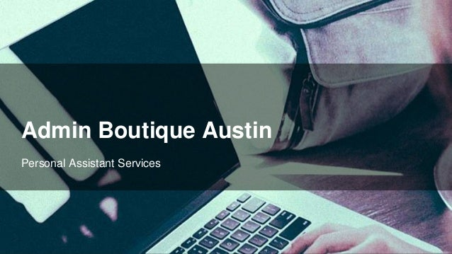 Personal executive assistants in Austin, TX