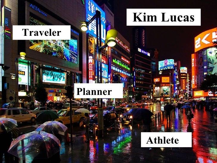 Kim Lucas Traveler Athlete Planner