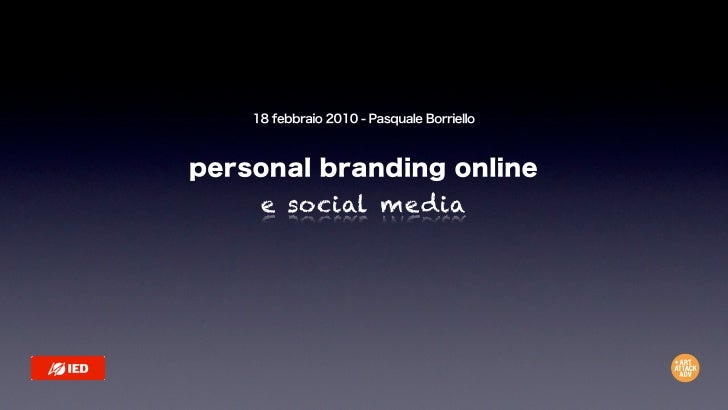 e social media