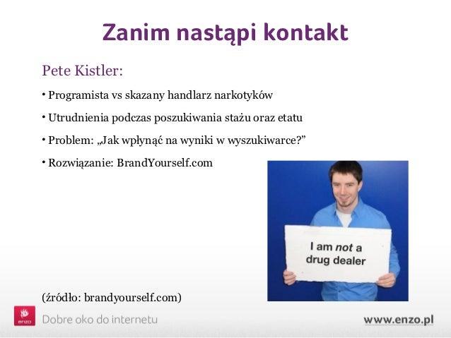 Zanim nastąpi kontaktPete Kistler:• Programista vs skazany handlarz narkotyków• Utrudnienia podczas poszukiwania stażu ora...