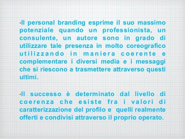 Personal branding Slide 3