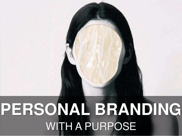 WITH A PURPOSE PERSONAL BRANDING