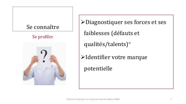 Introduction au personal branding   Slide 7