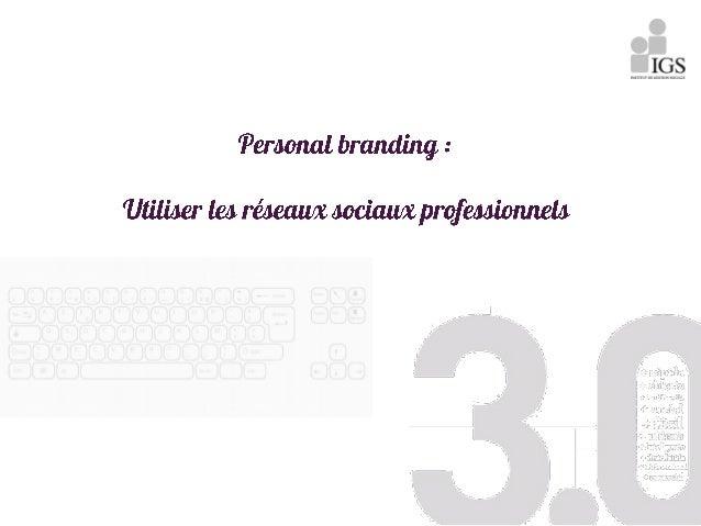 • Fondamentaux du web • Diagnostic de visibilité et identité numérique • Outils de présence en ligne • Focus sur les résea...