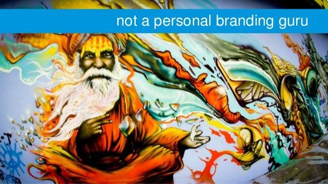 Personal Branding, more important than ever - Kongossa Web Series - 2013-09-21 Slide 2