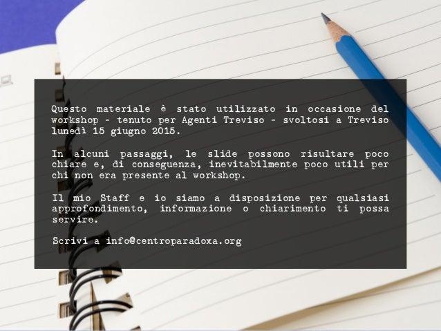 Personal branding | agenti treviso Slide 2