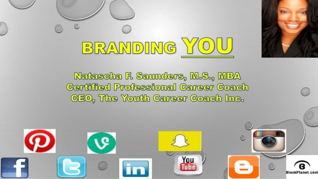 Branding YOU by: The Youth Career Coach Inc