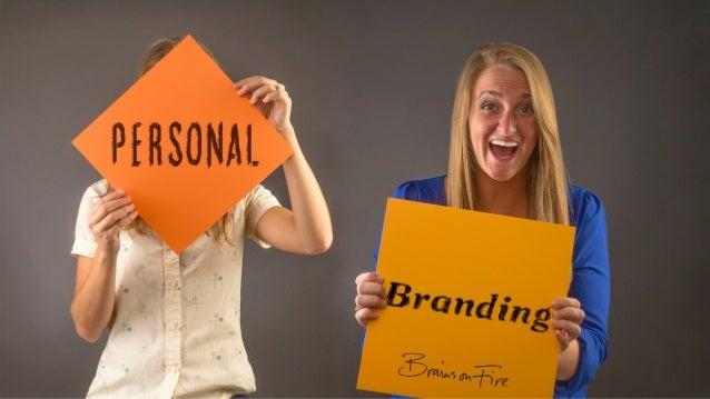 SESSION 1: Intro to personal branding