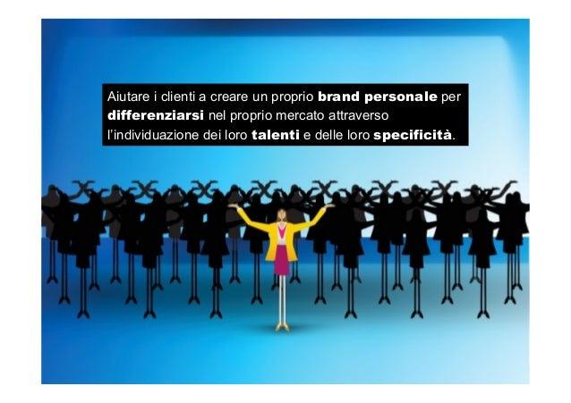 30 passi nel Personal Brand Consulting Slide 2