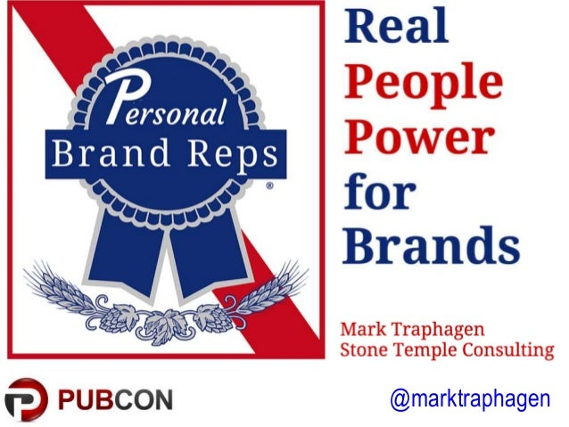 Your Title Here Presented by: @marktraphagen