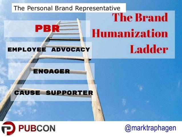 @marktraphagen The Personal Brand Representative