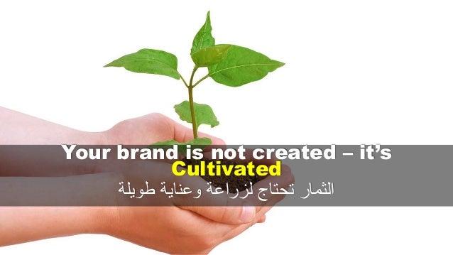 Do's & Don'ts of Personal Branding KHALED ELAHMAD