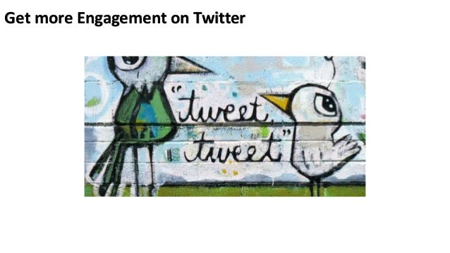 Twitter Source: http://www.slideshare.net/christelquek/win-at-content-content-strategy