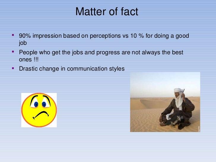 Personal branding in life sciences industry institut du monde arabe Slide 3