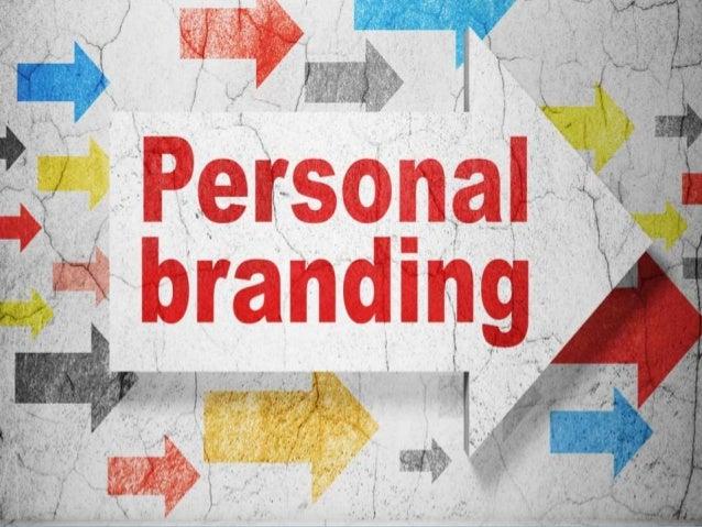 APA ITU PERSONAL BRANDING???  Personal branding adalah bagaimana kita memposisikan diri dalam pekerjaan, dalam pergaulan,...