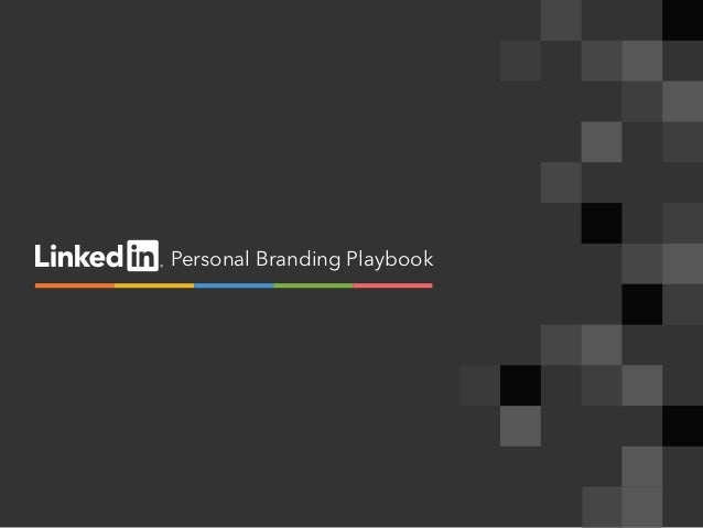 Personal Branding Playbook
