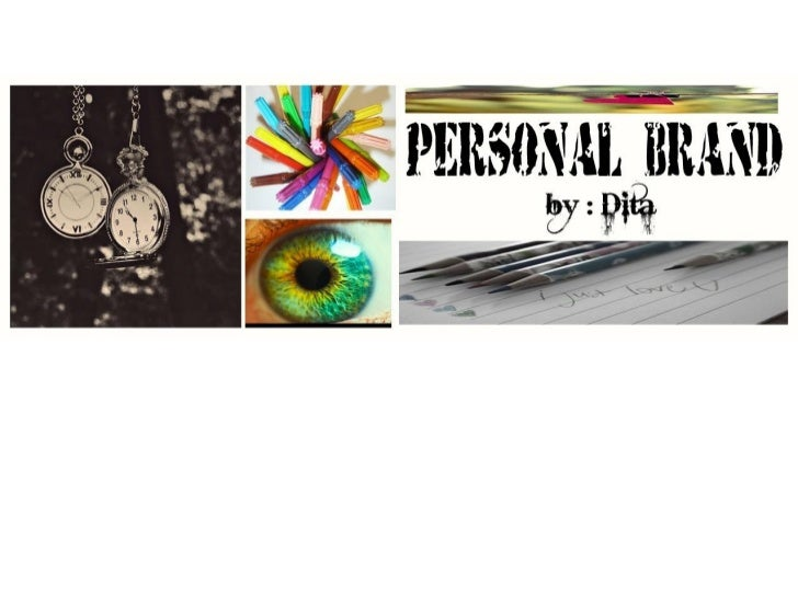 What is a Personal Brand ?         Personal Brand           describes the              process by       differentiate and ...