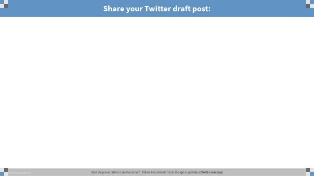 Exercise: LinkedIn post 1. Find an article to share 2. Write a LinkedIn post to share it with your network 3. Include appr...