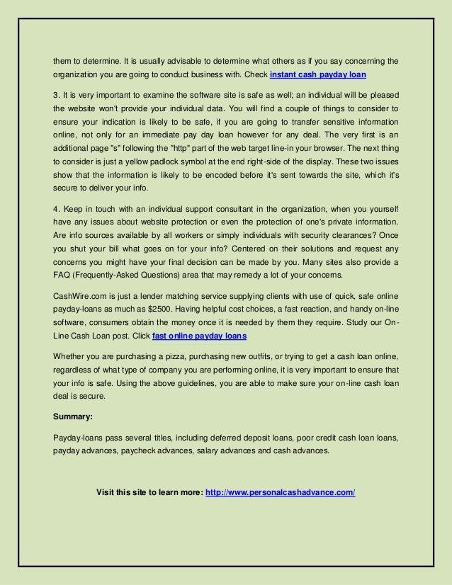 Cash loans in wilmington de picture 4