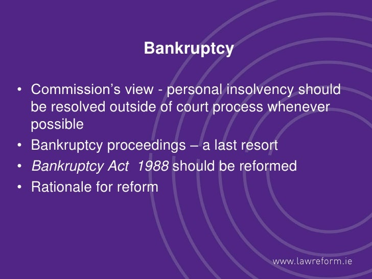 When Does It Make Sense to File for Bankruptcy?