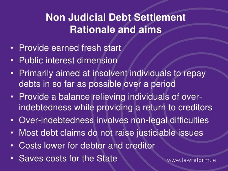 Personal Debt Annual Conference Slide Show