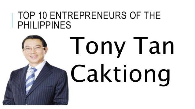 3 famous filipino entrepreneurs