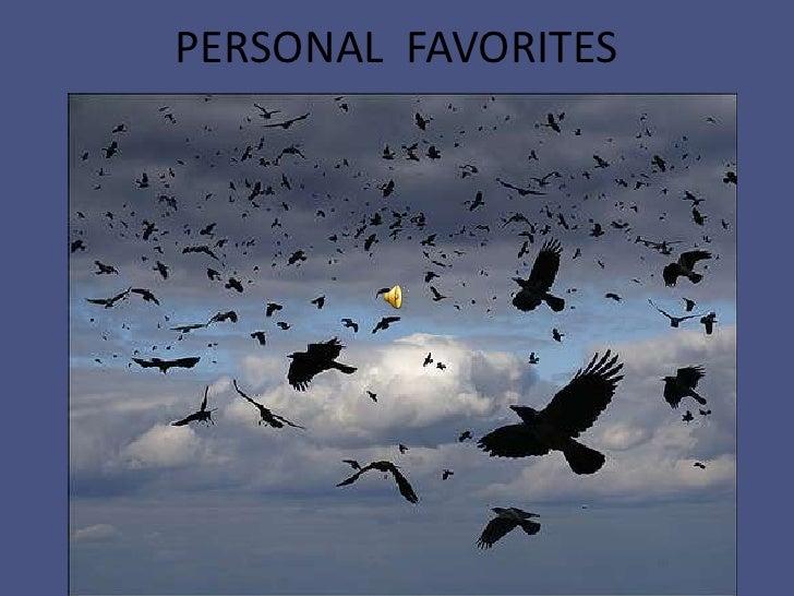 PERSONAL  FAVORITES<br />