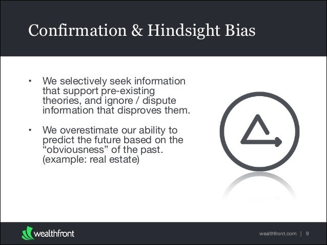 Confirmation Hindsight Bias