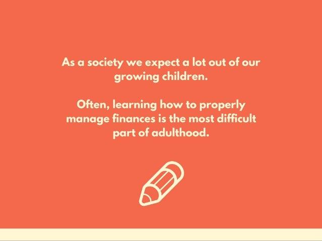 Should Schools Teach Personal Finance? Slide 2