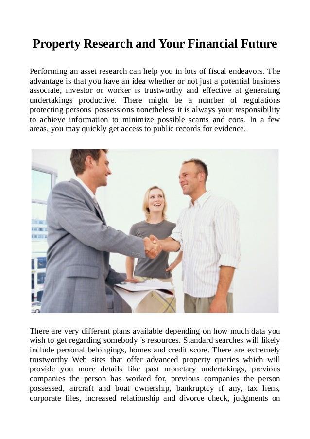 personal financial advisor