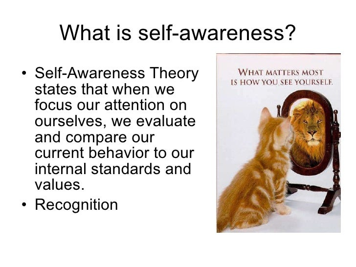 an analysis of the self awareness of values and biases Transcript of 2203 self awareness and knowledge self values, attitudes, biases, and triggers (2010) self-awareness: a review and analysis of a basic nursing.