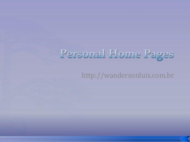 http://wandersonluis.com.br