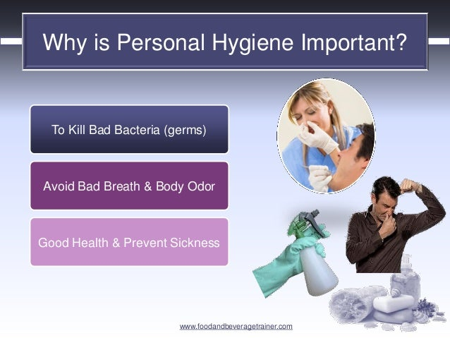 how to develop and improve personal hygiene routines