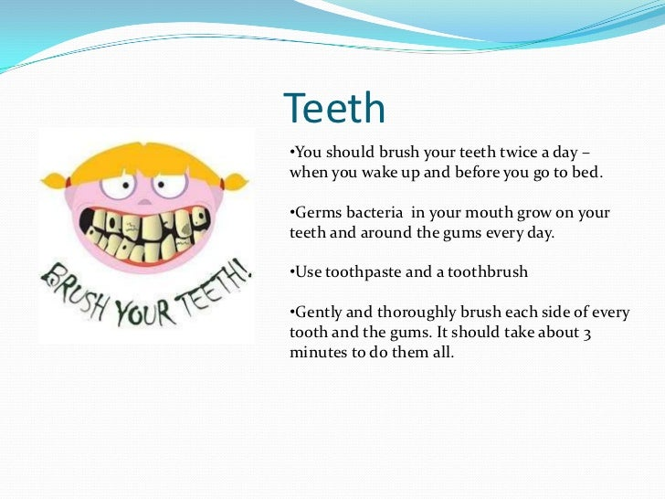 Personal Hygiene Training Ppt