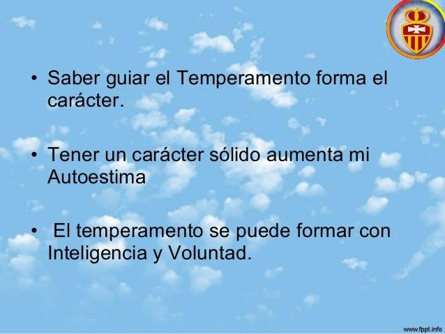 Cuando se dice que una persona es «muy temperamental», significa que se trata de una persona impulsiva, que actúa de forma...