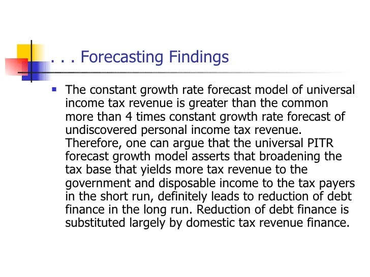 improving state revenue forecasting best practices for a more