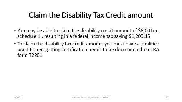 Personal income tax in canada