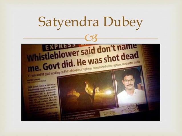  Satyendra Dubey