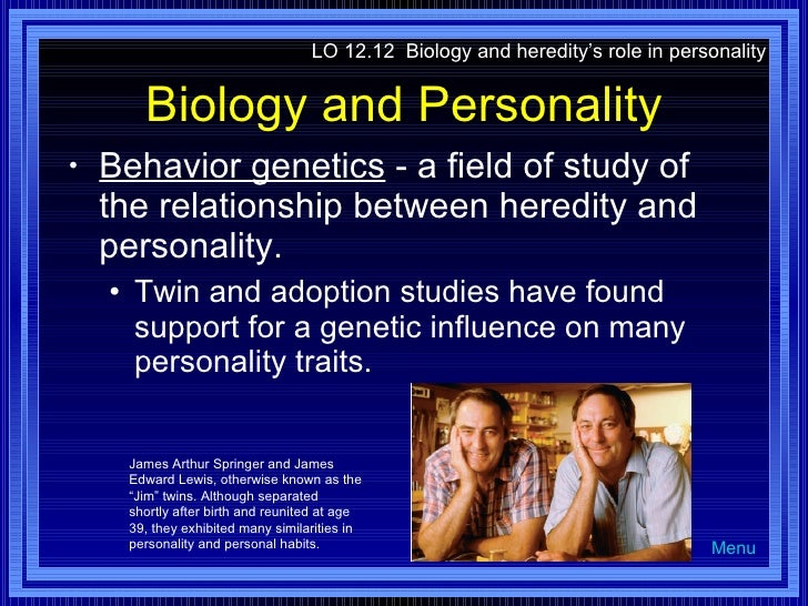 examine the relationship of biological factors to maslow s theory of personality 12718 personality theory by abraham maslow (1908-1970) 12719   discovering new facts, verifying old facts, their sequences, inter relationships,  causal  psychology, those psychologists who study personality have a unique  mandate : to  the biological factors affecting the development of personality are  heredity.